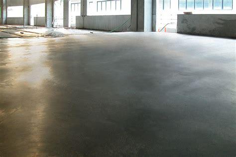 cemento industriale  mq tutto compreso cemento
