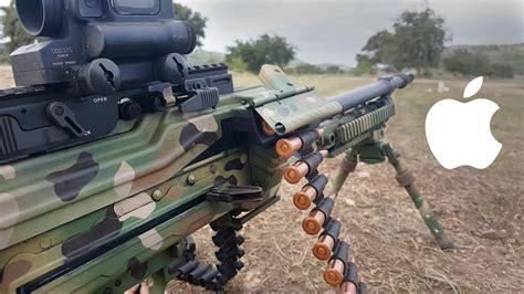 Iphone 6s Vs Pkm Belt Fed Machine Gun