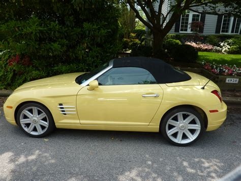 2006 Chrysler Crossfire Pictures Cargurus
