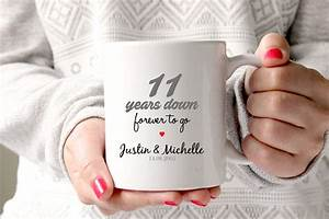 11th anniversary gift 11th wedding anniversary 11th for 11th wedding anniversary gift