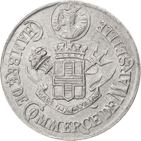 chambre de commerce de marseille 85727 marseille chambre de commerce 5 centimes 1916