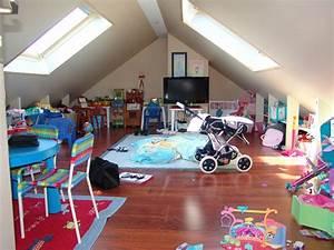 salle de jeux sous les combles With pour salle de jeux 0 amenagement salle de jeux enfants