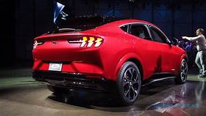 Ford Mustang Mach-E first look: Electric SUV takes on Tesla - SlashGear