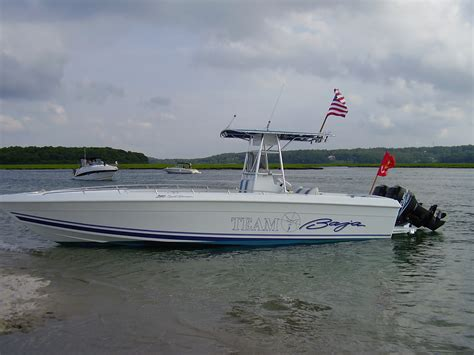 28 Foot Baja Boats For Sale by Sold 15 000 28 Baja Center Console The Hull
