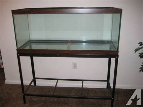55 Gallon Stand 55 gallon fish tank and stand for sale in bayville new