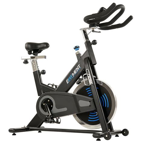 EFITMENT Indoor Cycle Bike, Magnetic Cycling Trainer ...