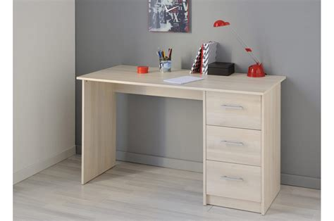 chambre clair bureau de chambre bois acacia clair trendymobilier com