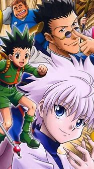 Gon And Killua Wallpaper For Android - 2021 Android Wallpapers