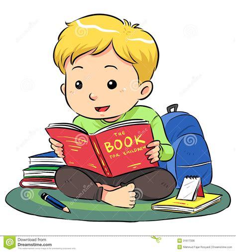 10 x 8 rug lendo um livro ilustração do vetor ilustração de verde