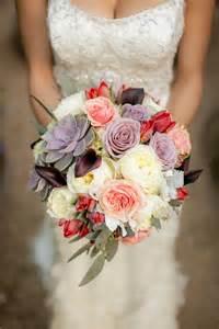 Gorgeous Wedding Bouquet Succulent