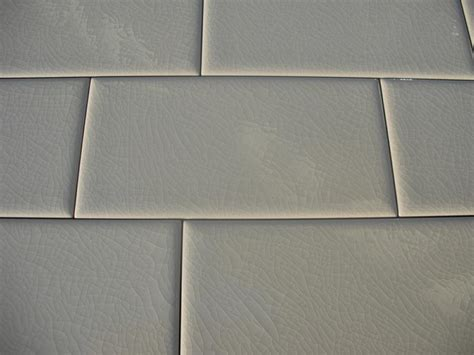 crackle tile crackle subway tile white 3 x 6 deltaker by classic marble pictures