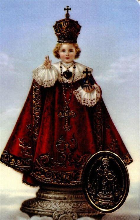 Infant Of Prague Novena Wallet Prayer Card Item Eb390