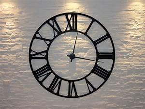 Grande Horloge Murale Originale : horloge de cuisine originale 8 horloge murale geante trendyyy digpres ~ Teatrodelosmanantiales.com Idées de Décoration