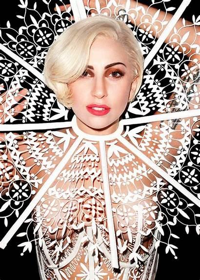 Lady Gaga Harper Bazaar Outfits Terry Magazine