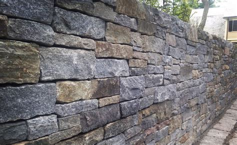 Natural Wall Stone For Massachusetts From Landscape Depot