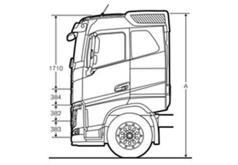 Intérieur Volvo FH16 700 4×2 tractor Globetrotter XL cab ...