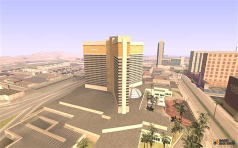 Welcome To Las Vegas For Gta San Andreas