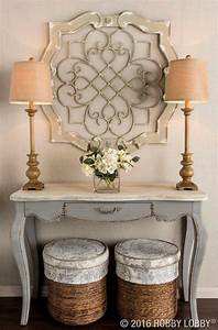 37 best entry table ideas decorations and designs for 2017 for Antique wall decor