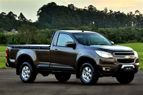 New Chevy Colorado Retains S10 Name In Latin America Gm