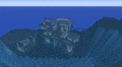 atlantis minecraft map