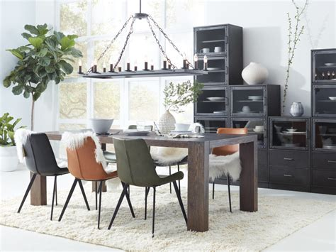 daily find arhaus gage dining chair copycatchic