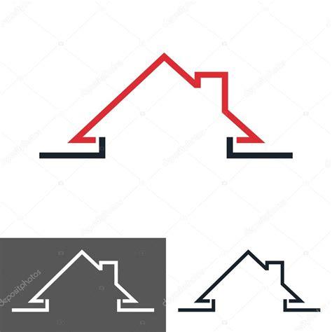 Vector: logo casa | casa hogar logo, icono — Vector de ...