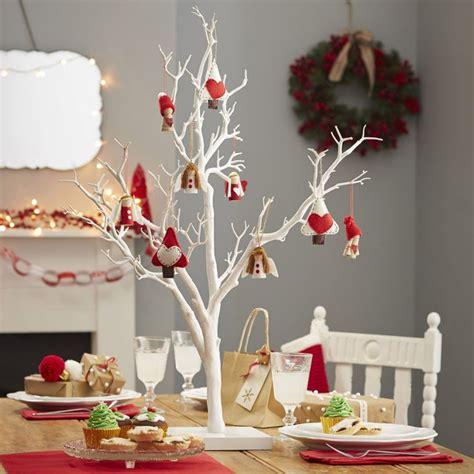 twig tree ideas  pinterest twig christmas
