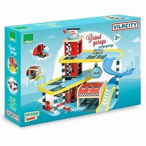 Avis Garage : garage vilacity 2310 v achat vente jouet en bois sur ~ Gottalentnigeria.com Avis de Voitures