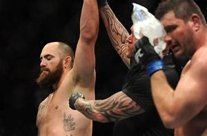 Fighting dirty? Travis Browne says no ill will intended in ...