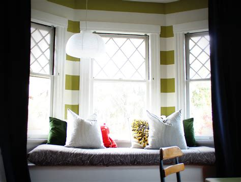 bay window seats for the modern home interior design ideas