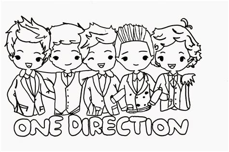 fan page  direction coloring pages