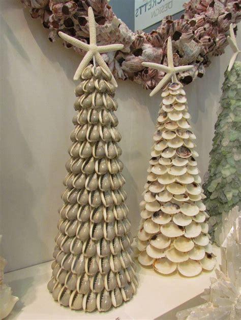 lovely shell accent pieces coastal decor  urban