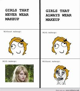 Memes Girls Makeup