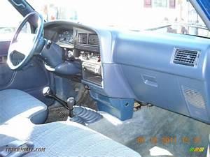 93 Toyota Pickup Interior