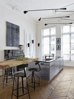 cuisine appartement parisien nom d 39 un appartement parisien et sa cuisine