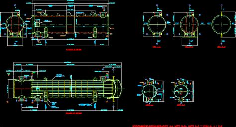 heat exchanger dwg block  autocad designs cad