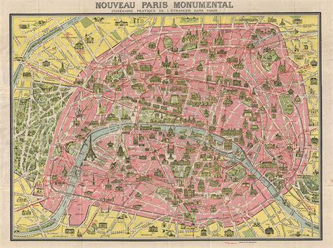file leconte pocket map  paris france