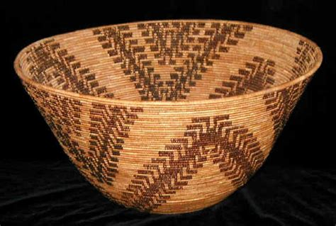california indian baskets  favorite maidus