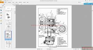 Hyster Forklift Parts And Service Manual Cd9