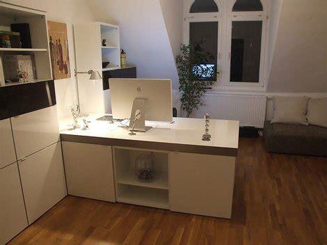 Ikea Besta Arbeitszimmer by Www Miaikea Ufficio Arredato Con Besta