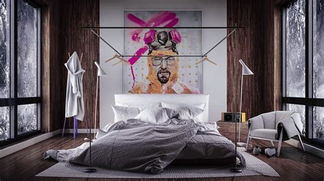 Artistic Bedroom Ideas by Stylish Bedroom Designs With Beautiful Creative Details