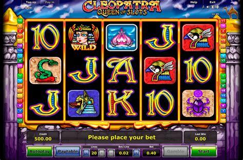 Play Cleopatra Free Slot  Novomatic Casino Slots Online