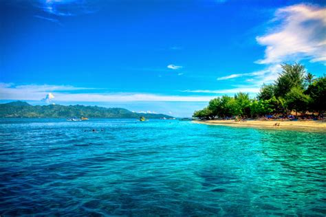 objek wisata lombok  menakjubkan tempat wisata terindah