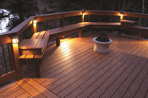 Deck Lights Solar by Highpoint Apex Deck Rail Light