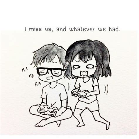 comic   long distance relationship   viral