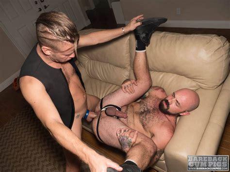 Tony Bishop Fucks Rogue Status Raw Hairy Guys In Gay Porn