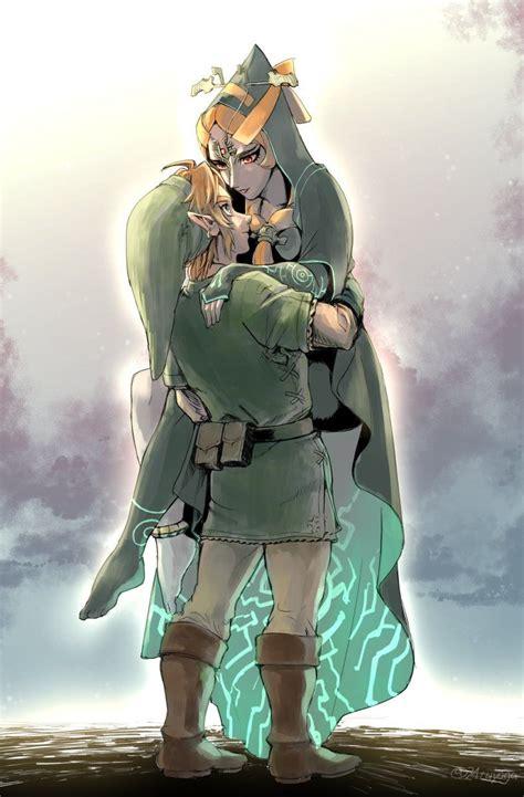 Link Und Midna Zelda Passt Meiner Meinung Natürlich