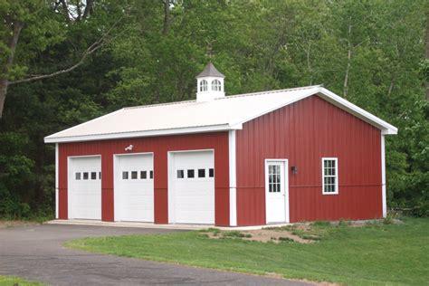 pole barn house kits 3 car garage kit affordable pole barn garage kits with