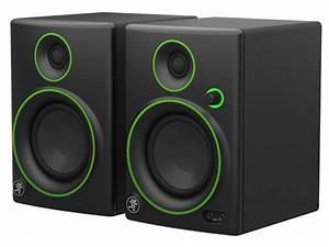 Mackie, Cr4, U0026, Cr3, Affordable, Monitor, Speakers, Video