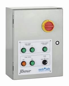 Pd C240 Fuel Oil Pump Control Dual Power